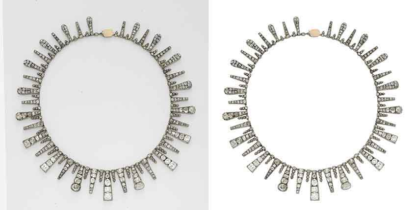 Complex Clipping Path Plan