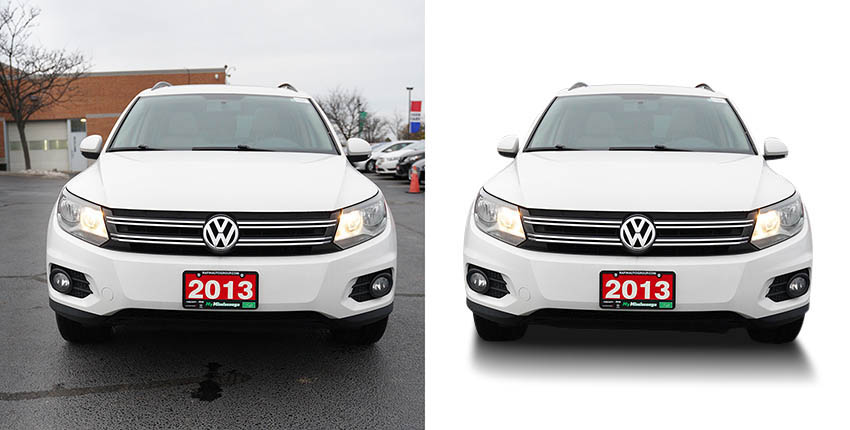 car image processing : The photo fix