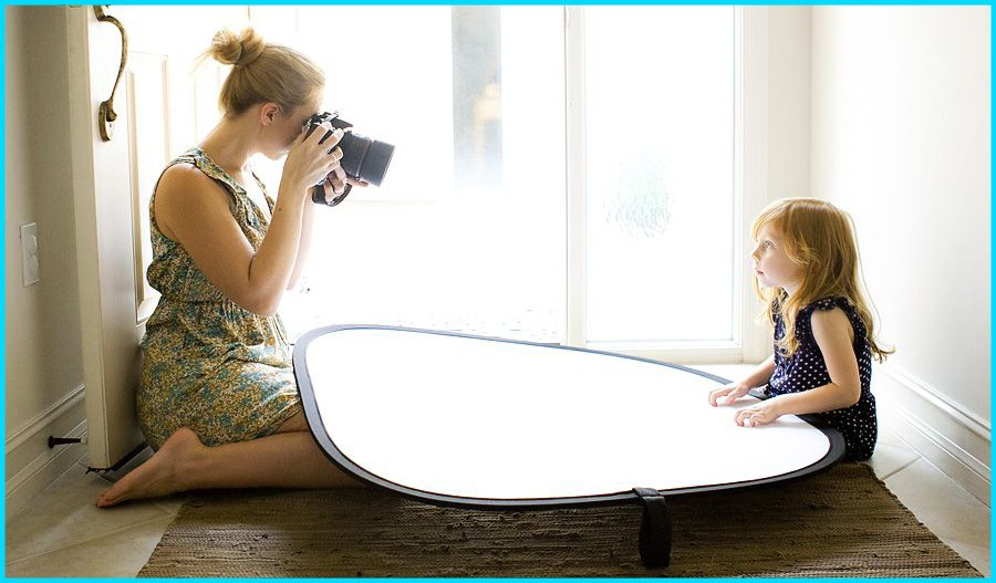 Using a Reflector