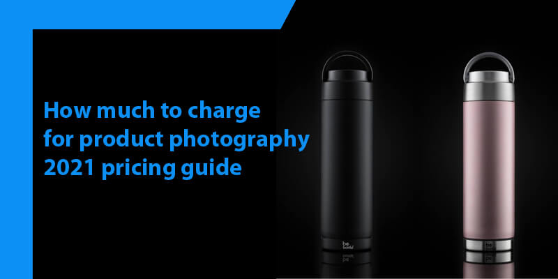 How much to charge for product photography