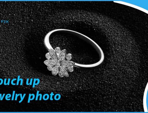 Retouch up | Retouching Up Jewelry Photo for photographer
